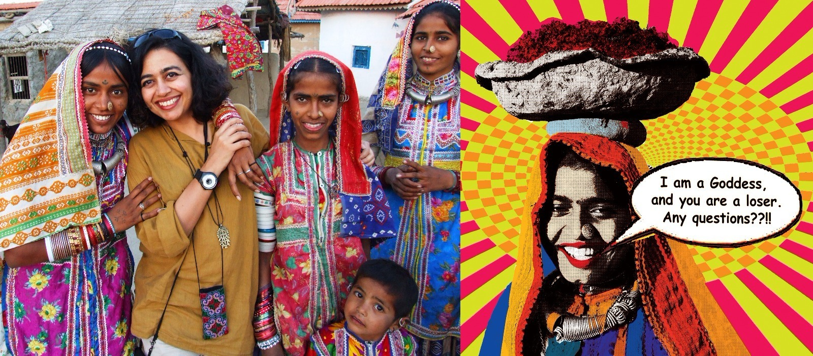 Relentless consumerism and senseless aping of styles and trends have often overtaken the traditional desire to perpetuate and honour family history, cultural sensibilities and local craftsmanship. Colour, patterns, texture have been slowly bleeded out of aesthetic story telling until a habitat has become stylishly minimal, but emotionally impotent.