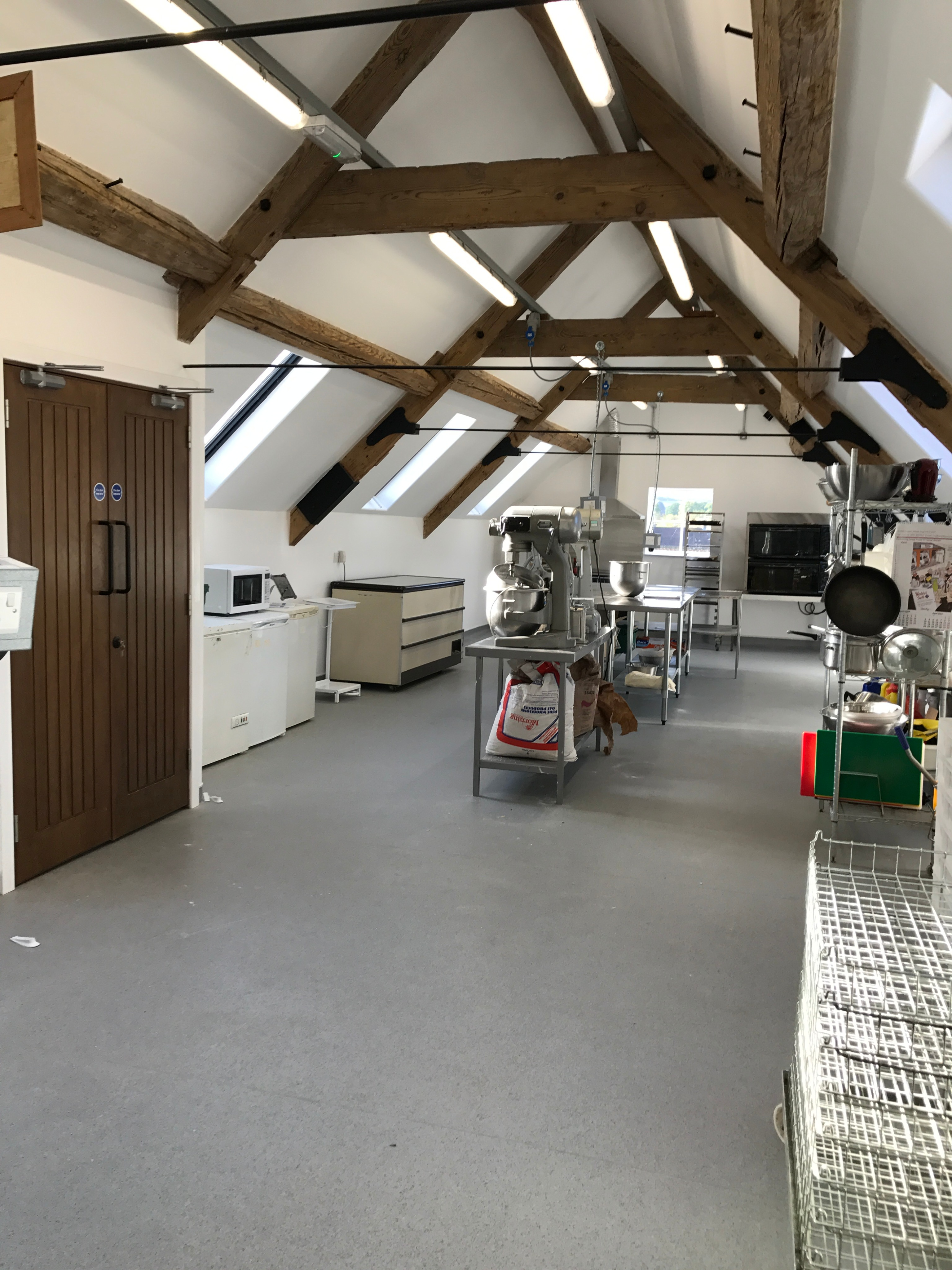 Costello's Bakery Production room2