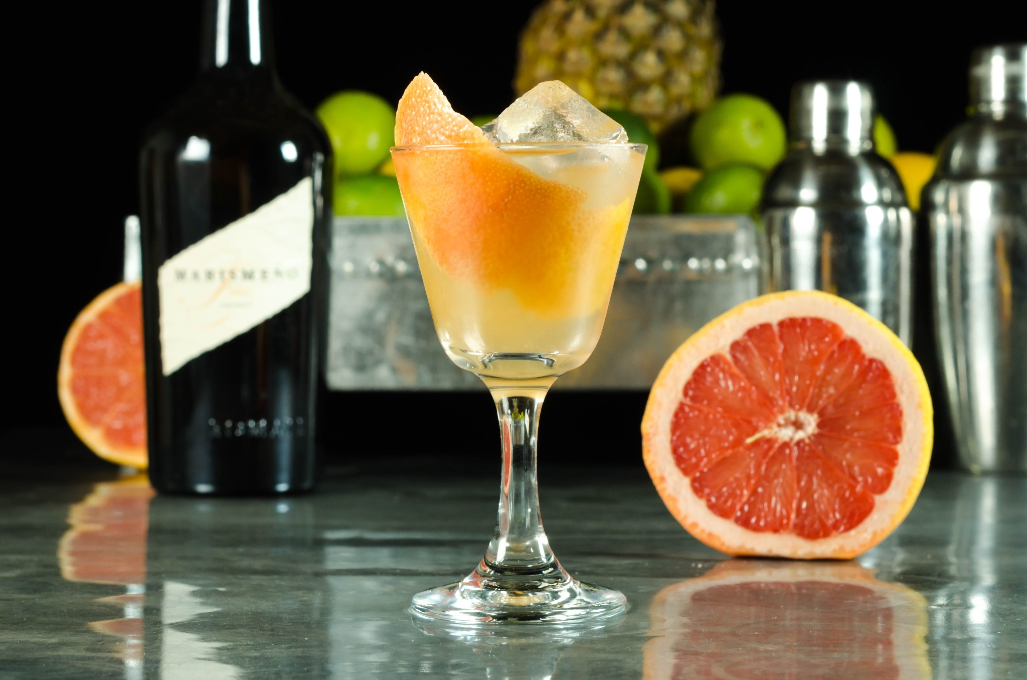 A perfect option for daytrime drinks events