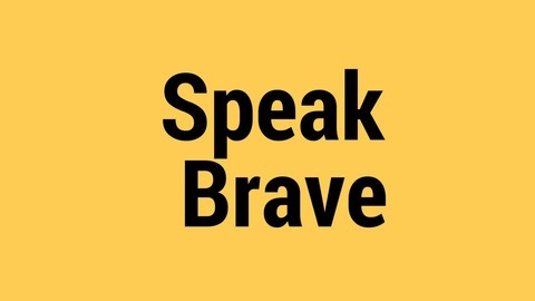 Speak Brave Podcast: The Power of Decision