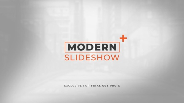 Modern Slideshow Theme