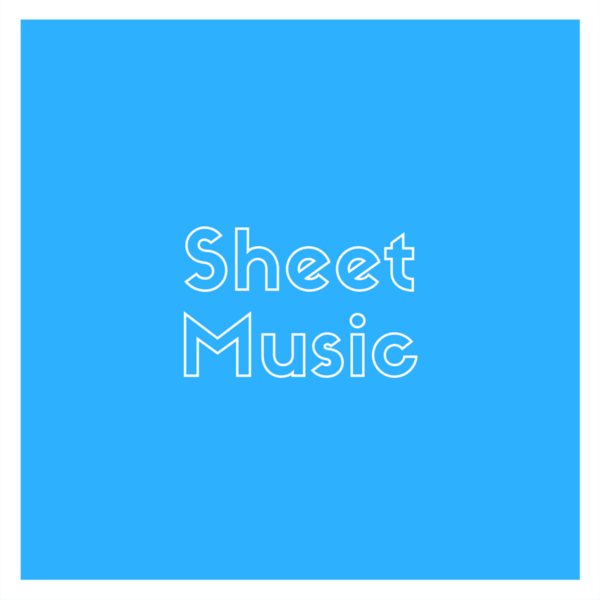 Digital Sheet Music
