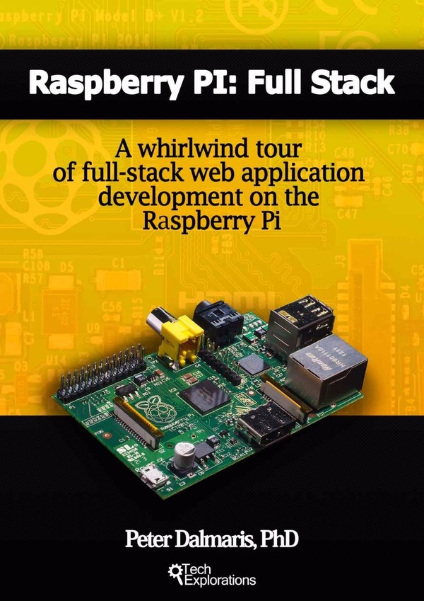 Raspberry Pi Full Stack (ebook bundle)