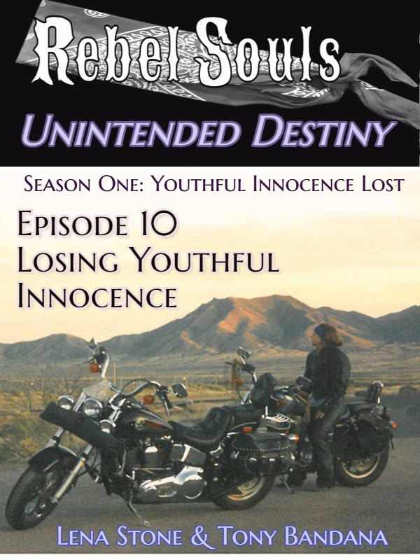 Losing Youthful Innocence - ePub Nook Version