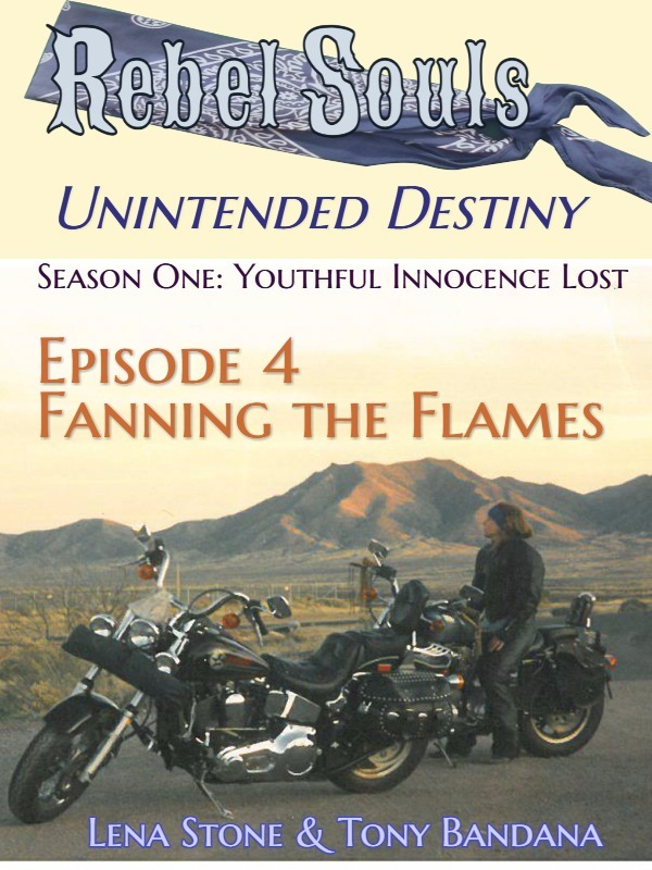 Fanning The Flames - ePub Nook Version