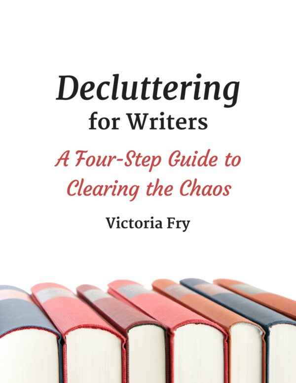 Decluttering for Writers