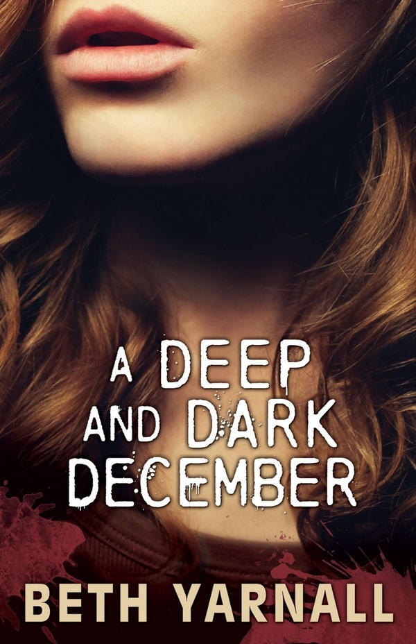 A Deep and Dark December autographed paperback