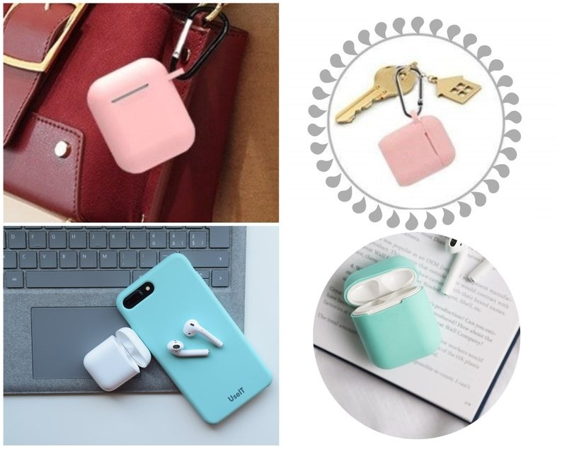 Personalized Airpod Case Keychain Airpods Cover Custom Airpods