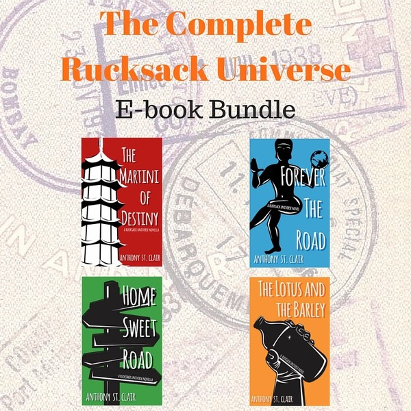 COMPLETE Rucksack Universe E-book Bundle - All Books