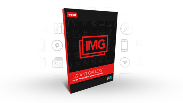 Adobe Muse Widget or Adobe Muse Template | Instant Massive Gallery