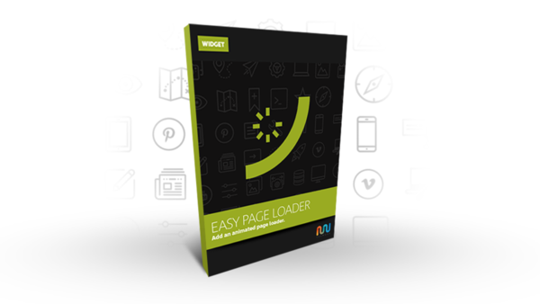 Adobe Muse Widget or Adobe Muse Template | Easy Page Loader