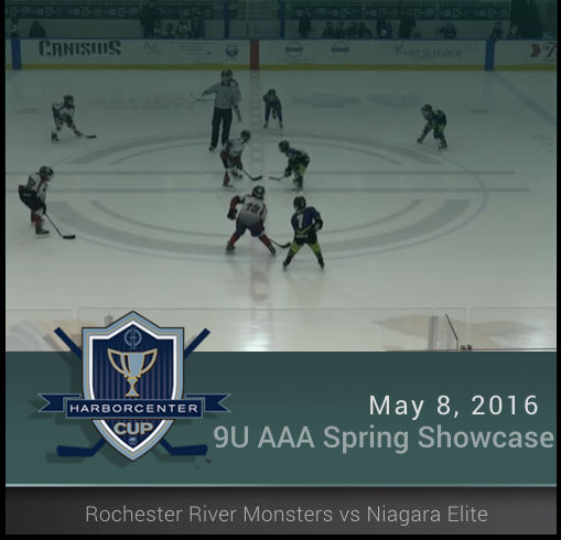 5/8/16 - Spring Showcase 2007 AAA - Niagara vs Rochester River Monsters