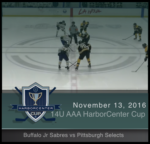 14U AAA Pittsburgh Selects vs Buffalo Jr. Sabres