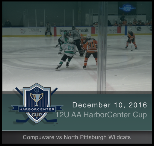 12U AA Compuware vs North Pittsburgh Wildcats