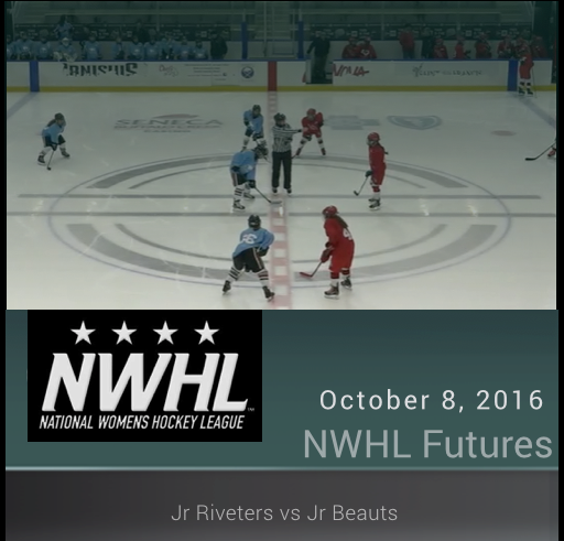 12U NWHL - Jr Riveters vs Jr Beauts