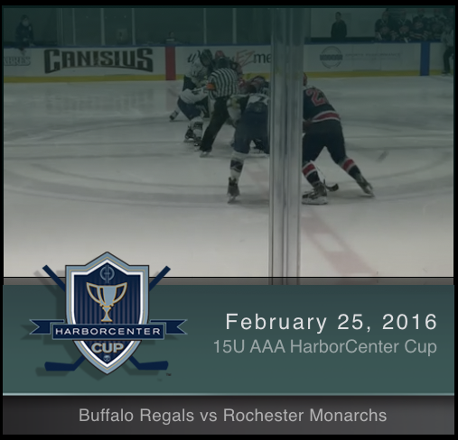 15U AAA Buffalo Regals vs Rochester Monarchs
