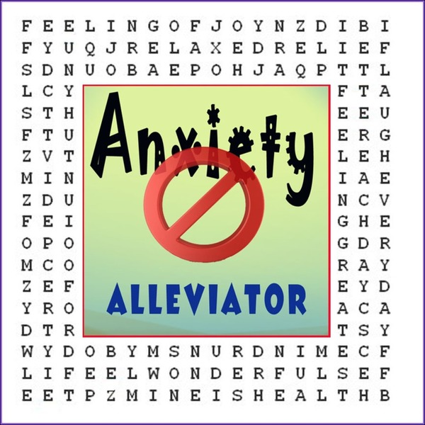 Anxiety-Alleviator Hypnotic Word Puzzle