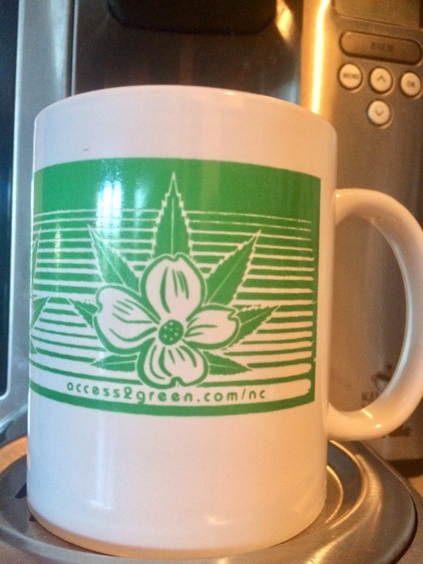 Big Bring-the-Green Diner Mug