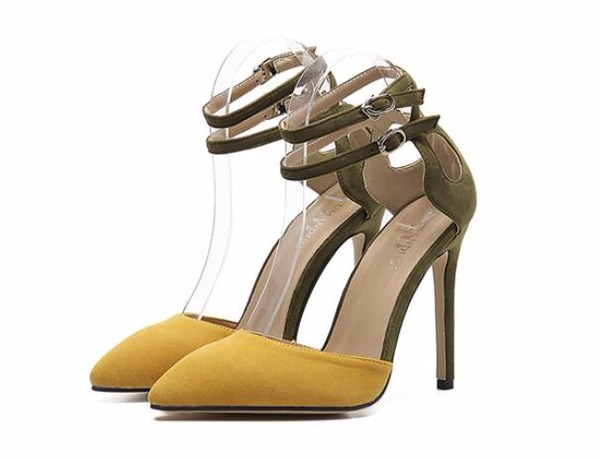 ab727317b902 Pointed Toe Girls High Heel Sandals - Born To Shop