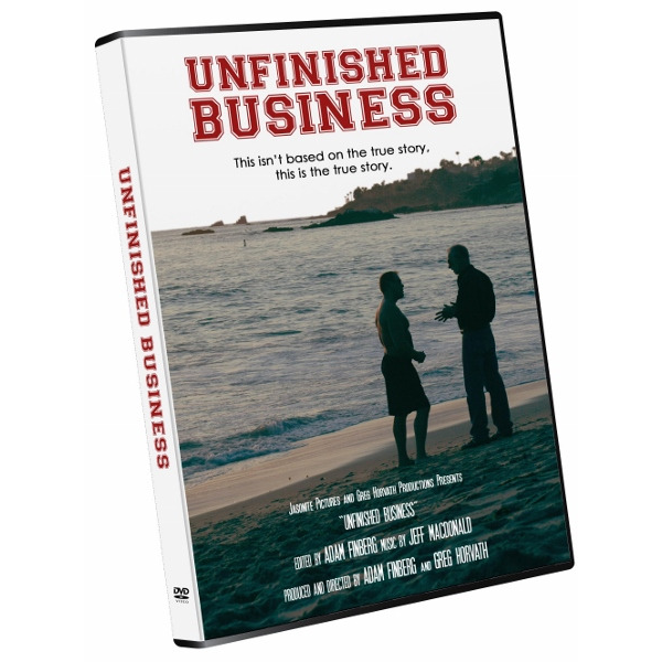 Unfinished Business - DVD PURCHASE
