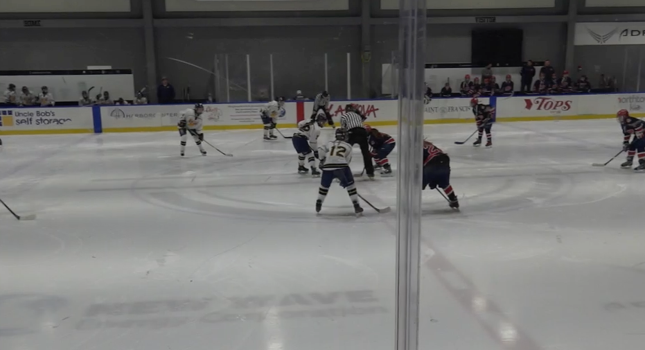 14U Tier 1 Girls - Mid Fairfield Stars vs Buffalo Regals