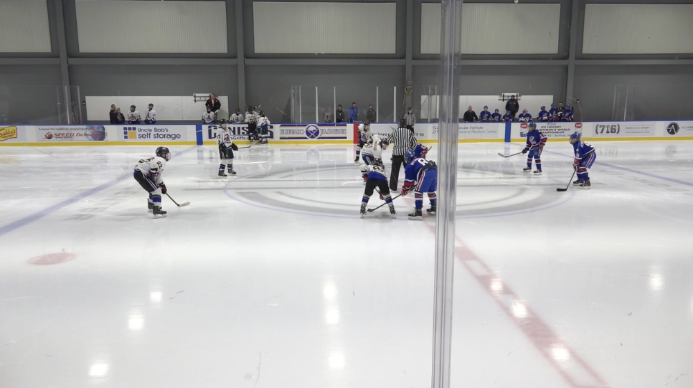 12U AAA Rochester Americans vs Southern Tier Admirals