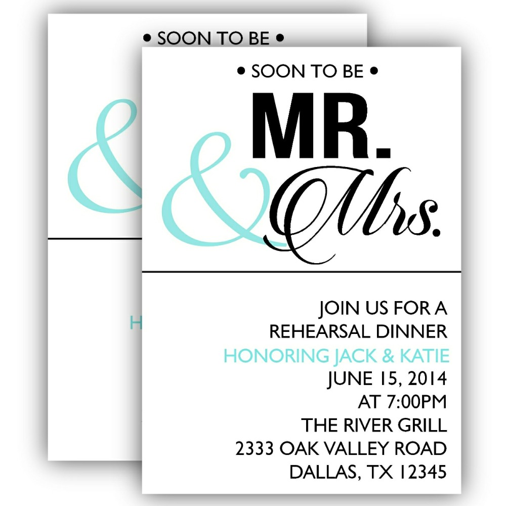 photograph regarding Printable Rehearsal Dinner Invitations named Printable Rehearsal Supper Invites - Posh Pixel Boutique