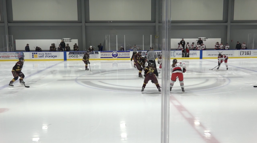 16U/17U Girls Tier 2 Thunder Bay Queens vs Rochester Grizzlies
