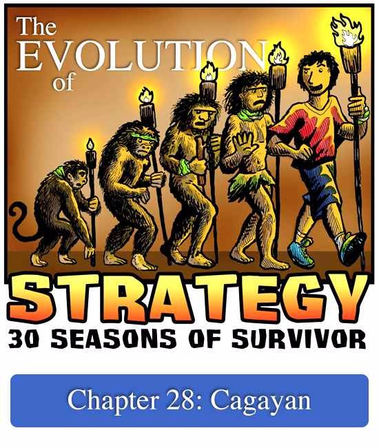 The Evolution of Strategy: Chapter-28 - Cagayan