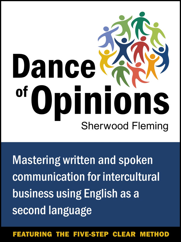 Dance of Opinions - eBook in MOBI (Kindle) format - Sherwood Fleming