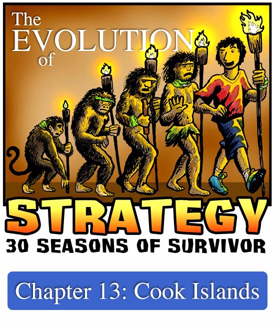 THE EVOLUTION OF STRATEGY: CHAPTER-13 - Cook Islands