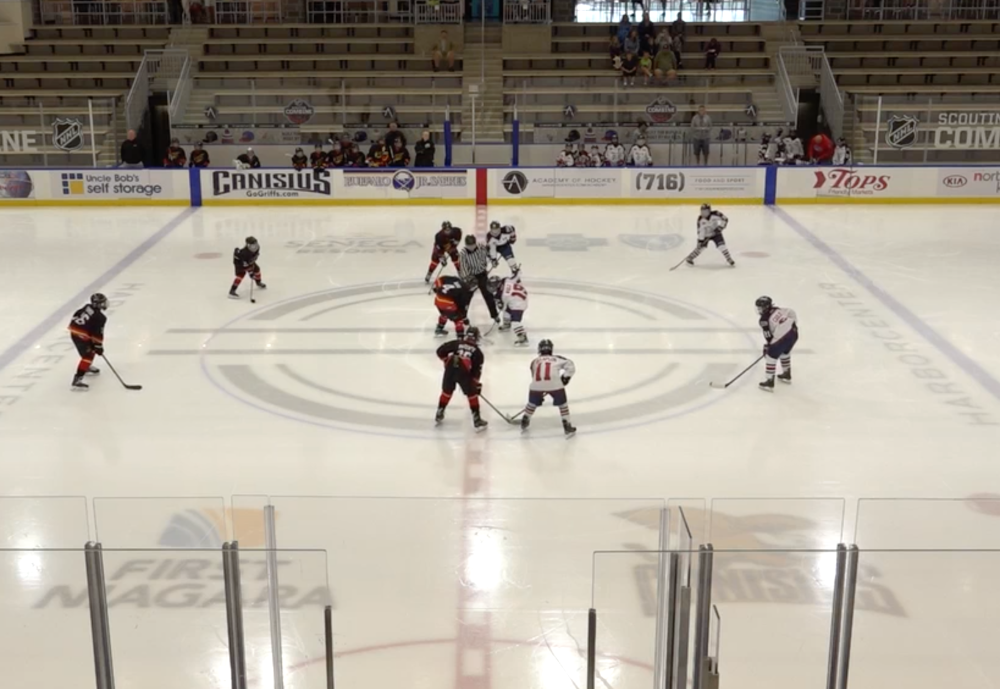 2004 Showcase - Mississauga Rebels vs Minuteman Flames