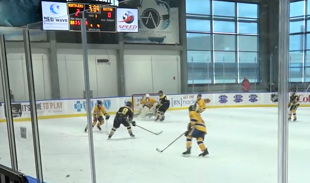 13U AAA - Boston Jr Bruins vs North Jersey Avalanche