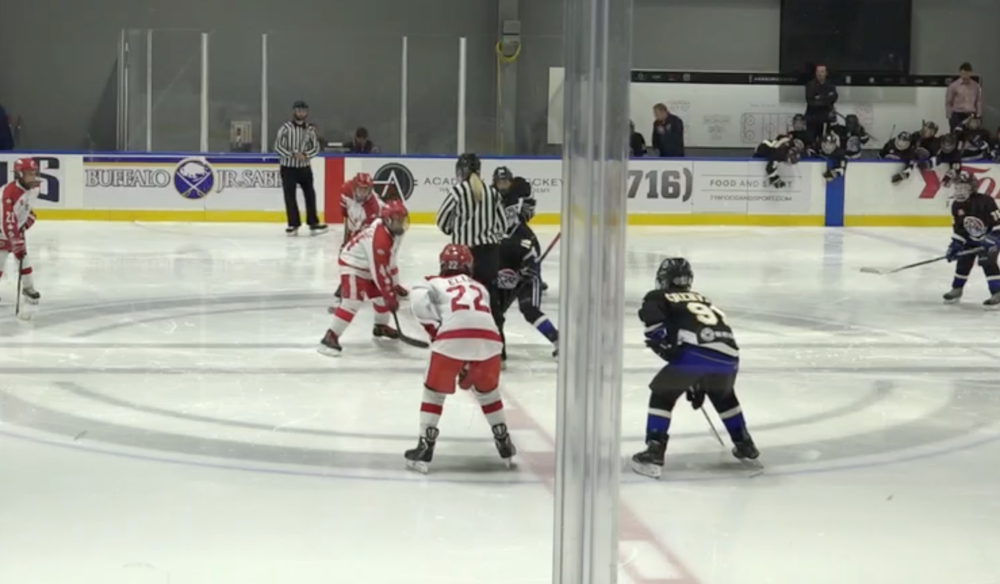 2004 Showcase - Southern Tier Admirals vs Hamilton Huskies