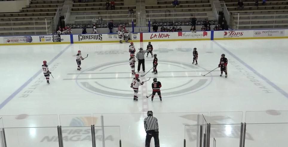 10U AAA - Amherst Knights vs Buffalo Regals SCTA