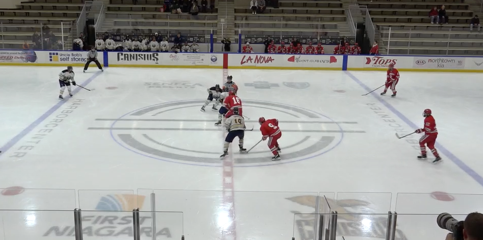 18U AAA - St. Andrews Academy vs Buffalo Jr Sabres