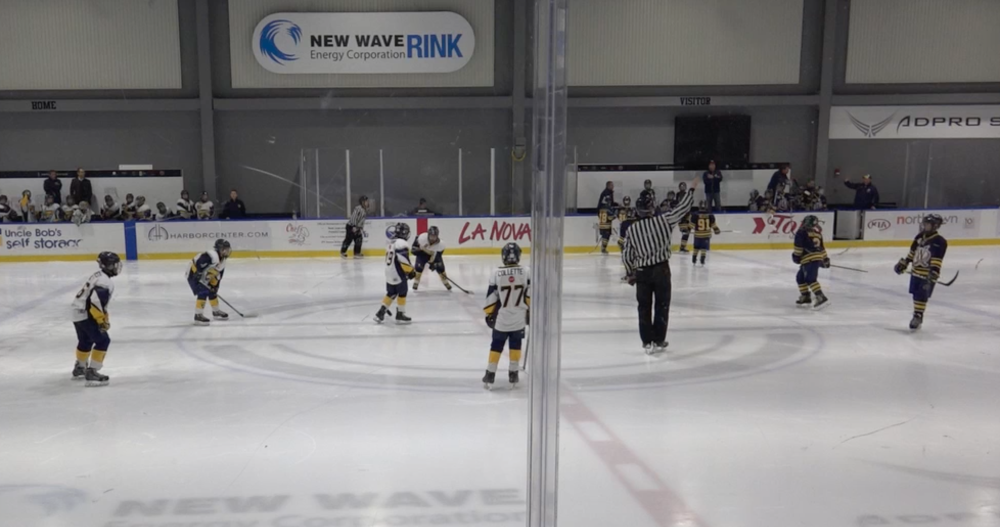 11U AA - Wheatfield Blades vs Flamborough Sabres